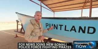 Puntland Marine Force on Fox News